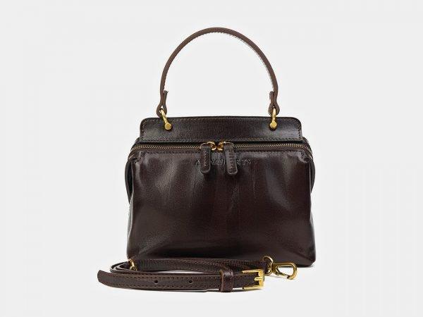 Уникальный коричневый женский клатч ATS-3468