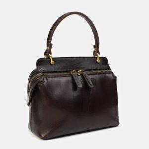 Уникальный коричневый женский клатч ATS-3468 212386