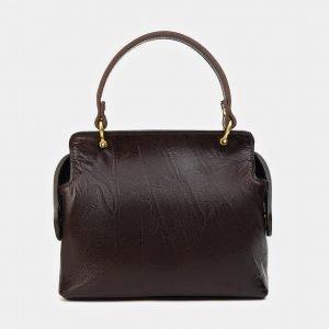 Уникальный коричневый женский клатч ATS-3468 212387