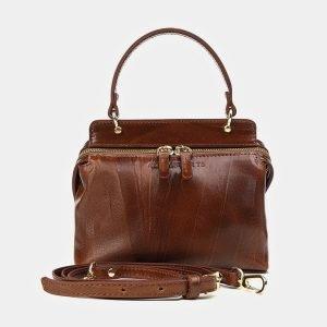 Уникальный светло-коричневый женский клатч ATS-3469