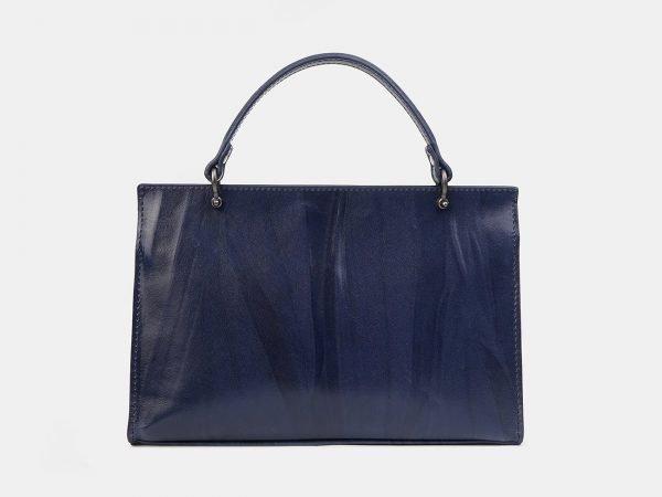 Функциональный синий женский клатч ATS-3482