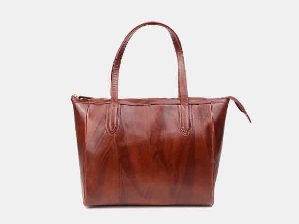 Модная светло-коричневая женская сумка ATS-3488