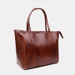 Модная светло-коричневая женская сумка ATS-3488 212323