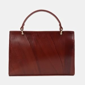 Функциональный светло-коричневый женский клатч ATS-3521