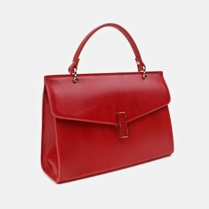 Модный красный женский клатч ATS-3512