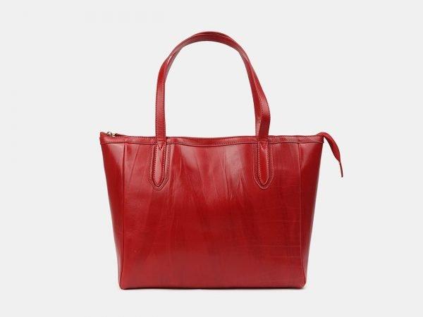 Стильная красная женская сумка ATS-3515