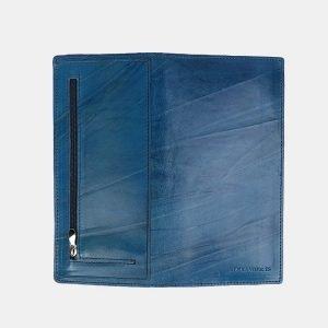 Уникальный зеленовато-голубой кошелек ATS-3517 212226