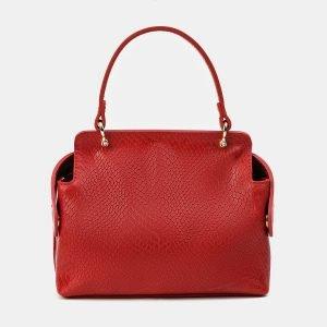 Деловой красный женский клатч ATS-3526 212195