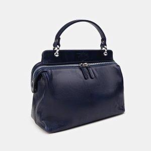 Удобная синяя женская сумка ATS-3527 212189