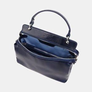 Удобная синяя женская сумка ATS-3527 212191
