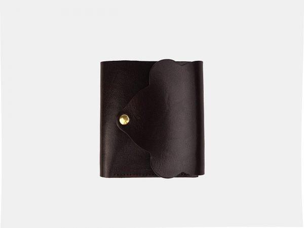 Неповторимый коричневый кошелек ATS-3529