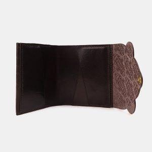 Неповторимый коричневый кошелек ATS-3529 212182