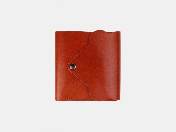 Стильный оранжевый кошелек ATS-3530