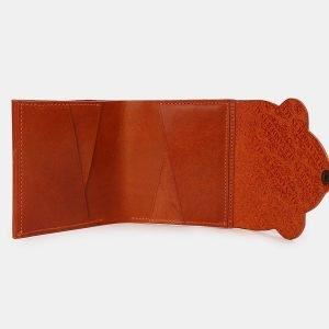 Стильный оранжевый кошелек ATS-3530 212177