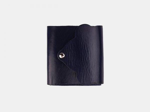 Стильный синий кошелек ATS-3531