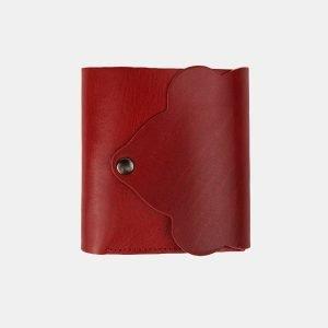 Деловой красный кошелек ATS-3532