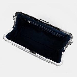 Вместительный синий женский клатч ATS-3481 212345
