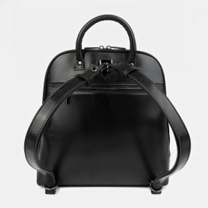 Уникальный черный рюкзак с росписью ATS-3401 212593