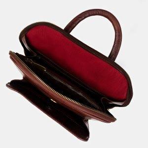 Деловой светло-коричневый рюкзак с росписью ATS-3405 212574