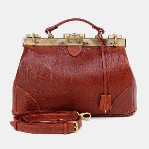 Модный светло-коричневый саквояж ATS-3665