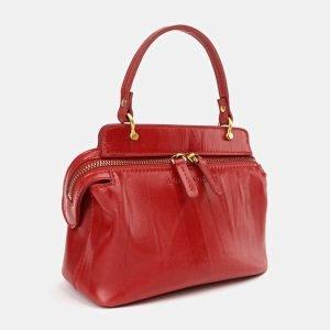 Стильный красный женский клатч ATS-3654 211742