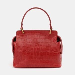 Неповторимый красный женский клатч ATS-3655