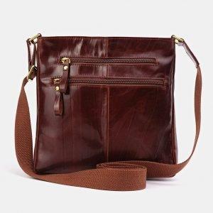 Кожаный светло-коричневый мужской планшет ATS-3682