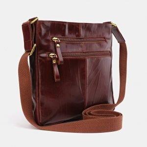 Кожаный светло-коричневый мужской планшет ATS-3682 211608