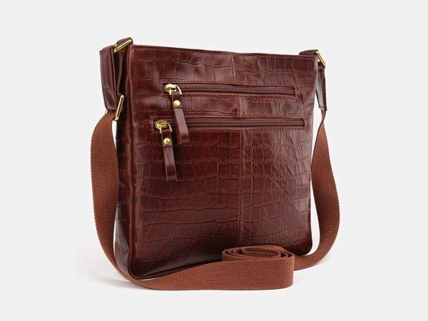 Солидный светло-коричневый мужской планшет ATS-3683