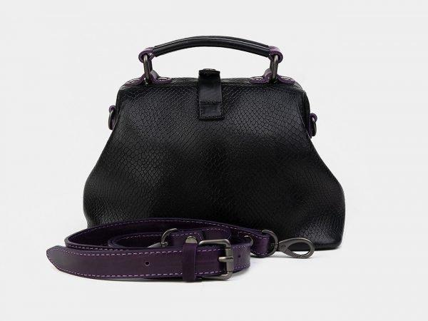 Неповторимая черная женская сумка ATS-3225