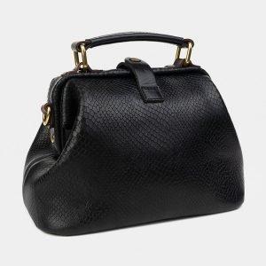 Функциональная черная женская сумка ATS-3226 213201