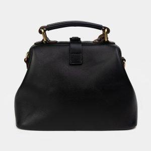 Неповторимая черная сумка с росписью ATS-2510 215073