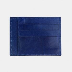 Уникальная голубовато-синяя визитница ATS-3545 212116