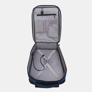Вместительный синий рюкзак из пвх ATS-3274 213048