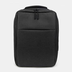 Уникальный черный рюкзак из пвх ATS-3275