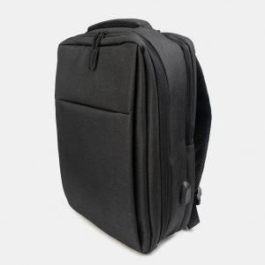 Уникальный черный рюкзак из пвх ATS-3275 213039