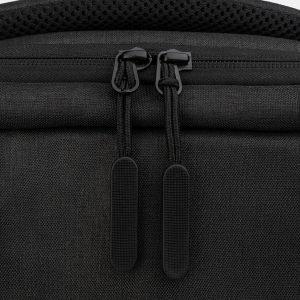 Уникальный черный рюкзак из пвх ATS-3275 213043