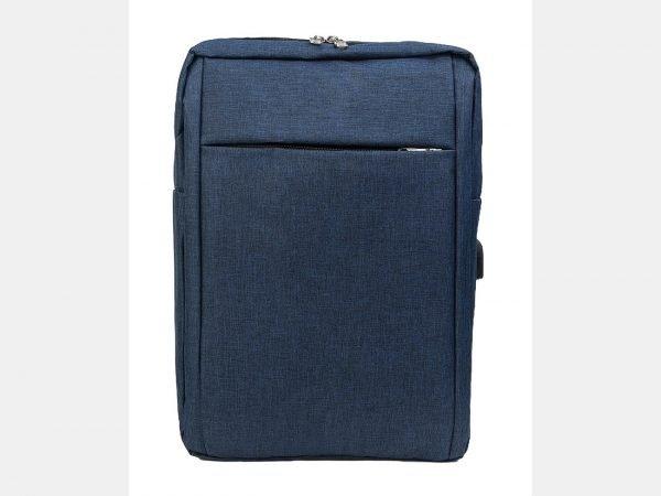 Функциональный синий рюкзак из пвх ATS-3278