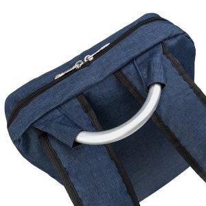 Функциональный синий рюкзак из пвх ATS-3278 213022