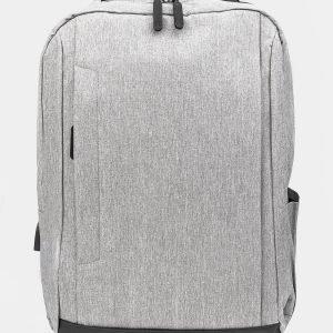 Неповторимый серый рюкзак из пвх ATS-3280