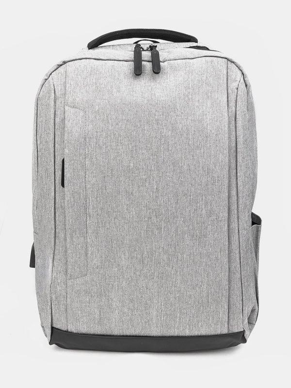 Уникальный серый рюкзак из пвх ATS-3280