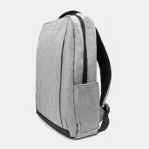 Неповторимый серый рюкзак из пвх ATS-3280 213004