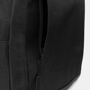 Кожаный черный рюкзак из пвх ATS-3281 213001