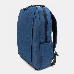 Деловой синий рюкзак из пвх ATS-3282 212990