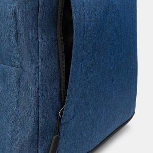 Деловой синий рюкзак из пвх ATS-3282 212994