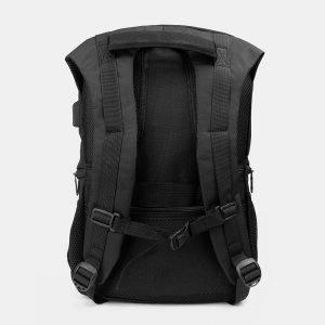 Модный черный рюкзак из пвх ATS-3283 212984