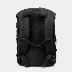Солидный черный рюкзак из пвх ATS-3285 212970
