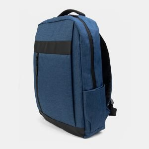 Деловой синий рюкзак из пвх ATS-3286 212962