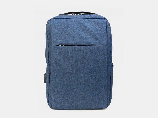 Удобный синий рюкзак из пвх ATS-3288
