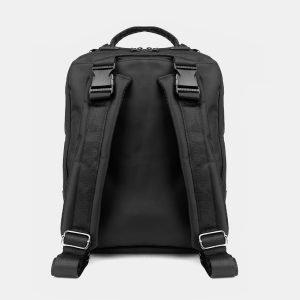 Вместительный черный рюкзак из пвх ATS-3290 212935
